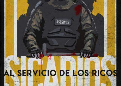 ACAB / Serie Pandemia