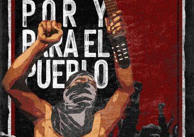 Arte para el pueblo / Serie Pandemia