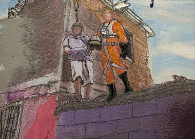 Luke y el lucero