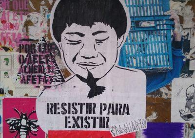 RESISTIR PARA EXISTIR