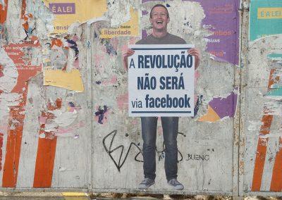 Revolucionários de cartolina (Marc Zuckerberg)
