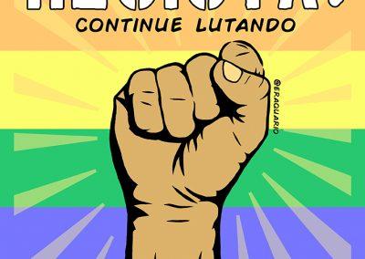 Resista! Continue Lutando