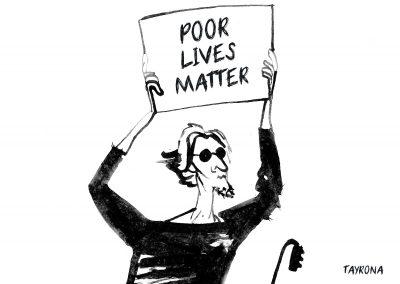 Poor Lives Matter