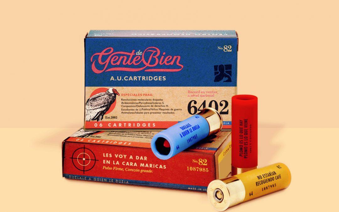 "A.U.Cartridges – ""Gente de bien"""