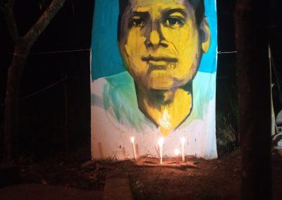 Jhordany Rosero asesinado por el Gobierno Colombiano